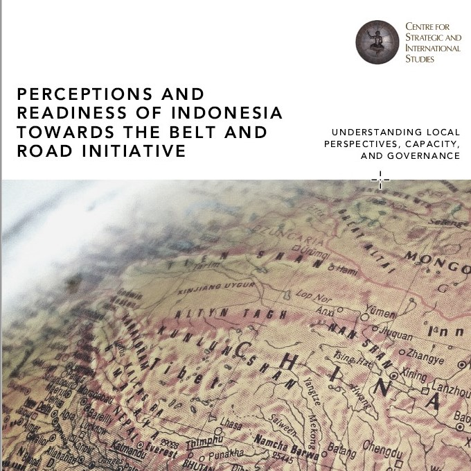 Perceptions and Readiness of Indonesia towards the Belt and Road Initiative